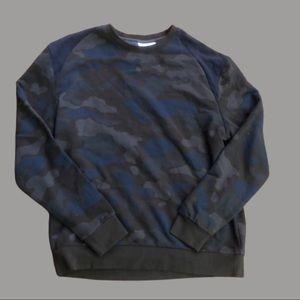 Phillip Lim for Target Camo sweatshirt